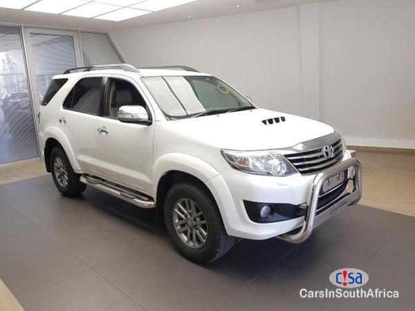 Toyota Fortuner Automatic 2015 in Gauteng