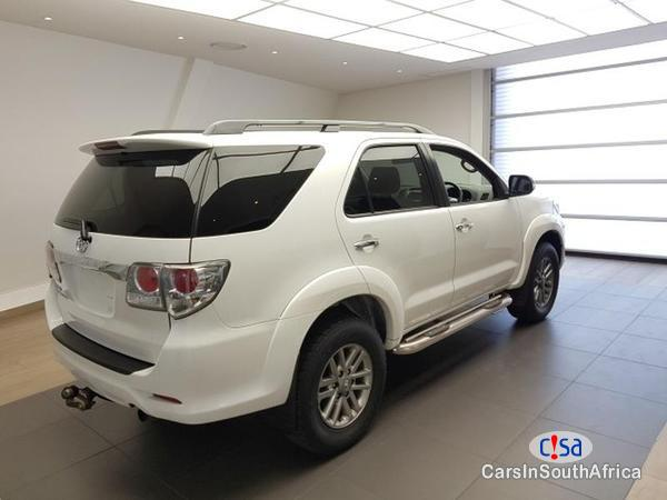 Picture of Toyota Fortuner Automatic 2015 in Gauteng
