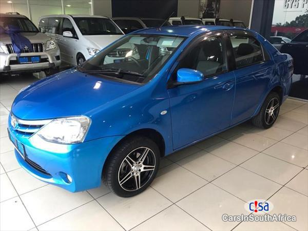 Picture of Toyota Etios Manual 2017