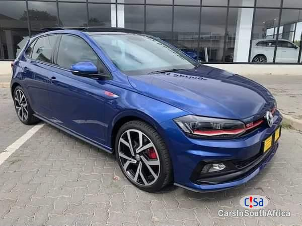 Picture of Volkswagen Polo Manual 2019