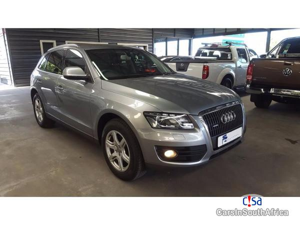 Pictures of Audi Q5 Automatic 2014