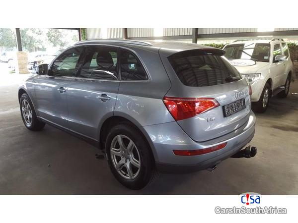Audi Q5 Automatic 2014 in South Africa