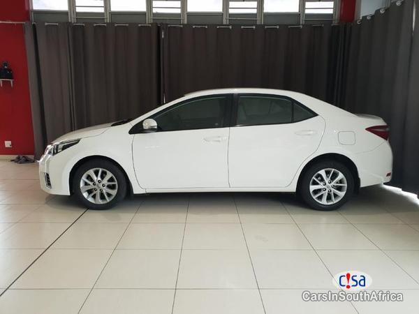 Toyota Corolla Manual 2016 in South Africa