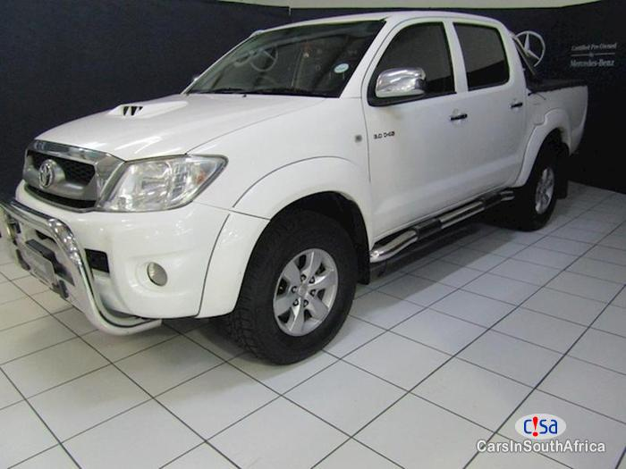 Picture of Toyota Hilux 2.5 Manual 2016