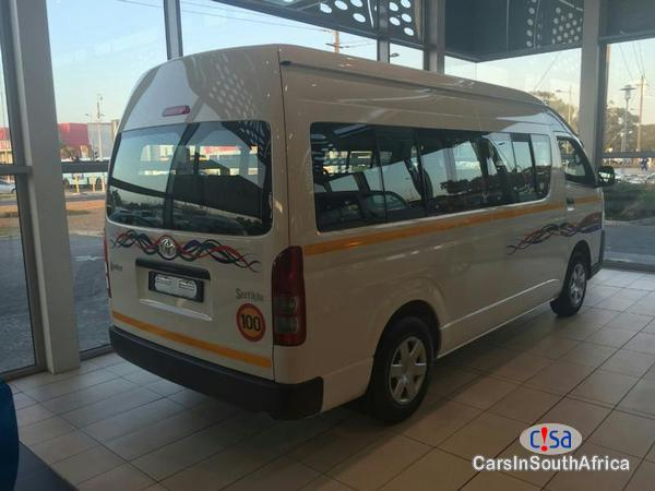 Toyota Quantum Manual 2016 in Gauteng