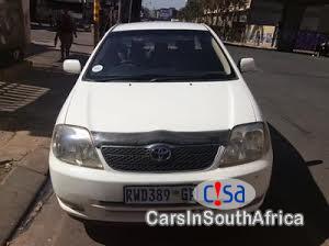 Toyota Corolla Automatic 2003 in Limpopo