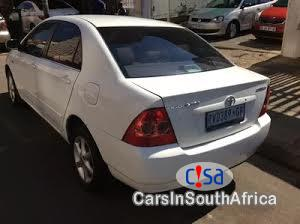 Toyota Corolla Automatic 2003 in South Africa