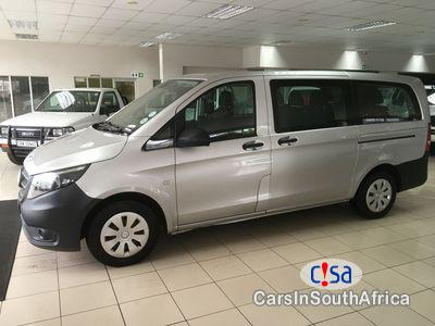 Mercedes Benz Vito 2.5 Automatic 2017 in Free State