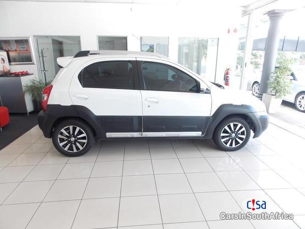 Toyota Etios Manual 2016 in Gauteng