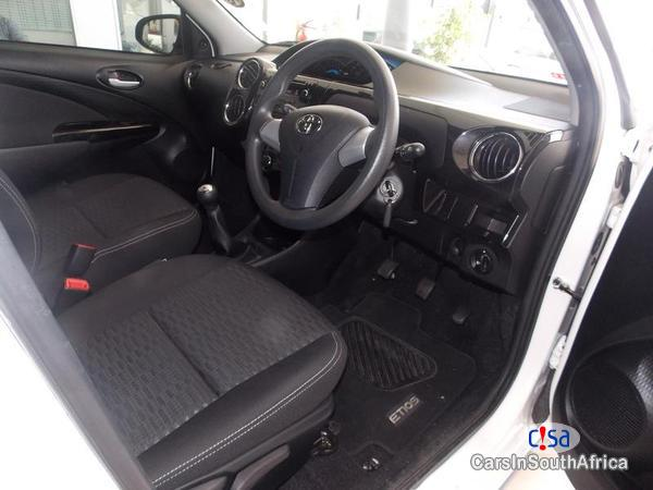 Picture of Toyota Etios Manual 2016 in Gauteng