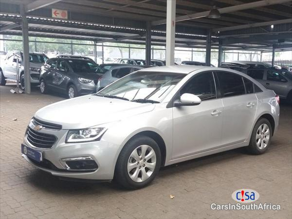 Picture of Chevrolet Cruze Manual 2017