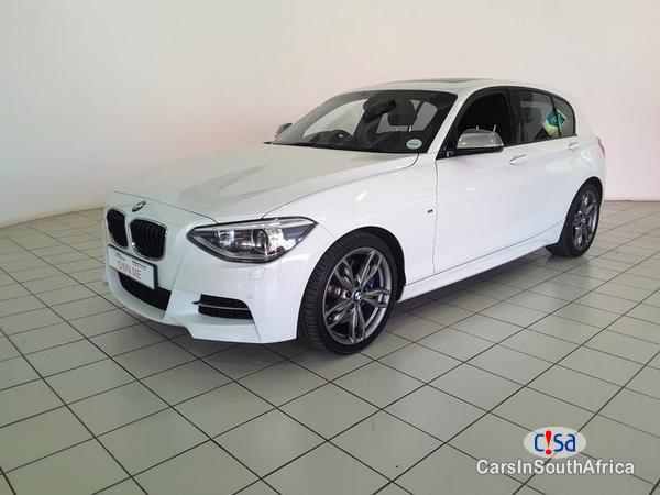 Pictures of BMW 1-Series Automatic 2015