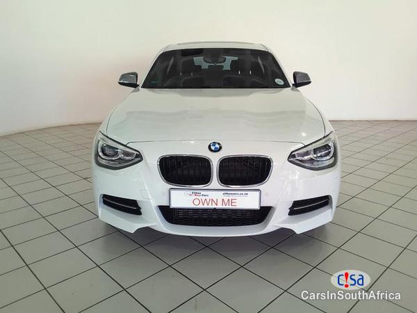 BMW 1-Series Automatic 2015