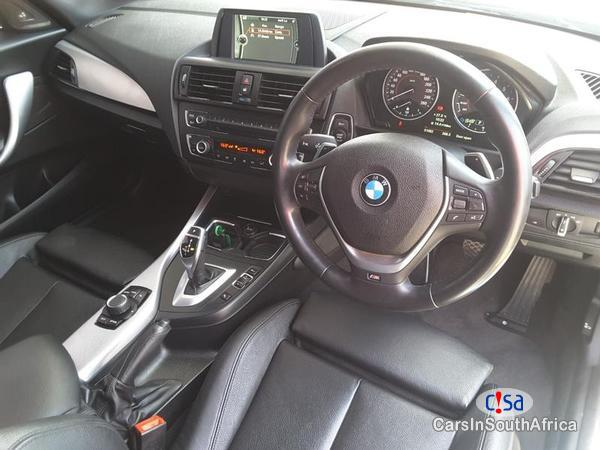 Picture of BMW 1-Series Automatic 2015 in Northern Cape