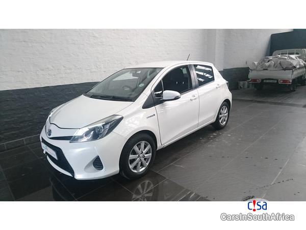 Picture of Toyota Yaris Automatic 2014