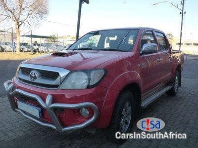 Picture of Toyota Hilux 3.0 D4DRaider Manual 2013