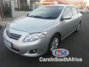 Pictures of Toyota Corolla Automatic 2009