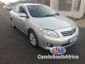 Toyota Corolla Automatic 2009 in South Africa