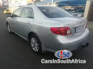Picture of Toyota Corolla Automatic 2009 in Eastern Cape