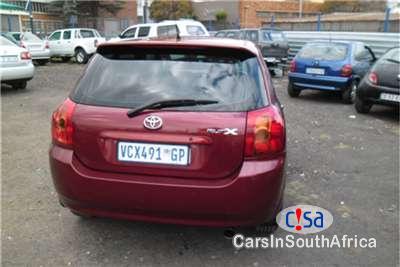 Toyota Runx 1.6 Manual 2007 in Gauteng