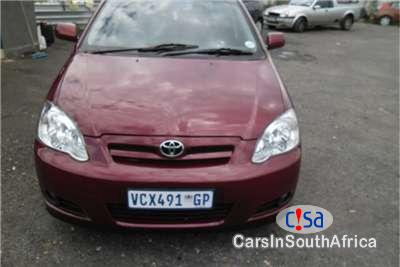 Picture of Toyota Runx 1.6 Manual 2007 in South Africa