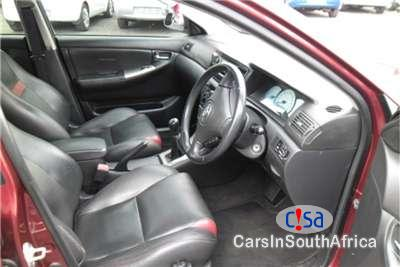 Toyota Runx 1.6 Manual 2007 in South Africa - image