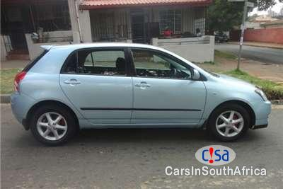 Picture of Toyota Runx 1.6 Manual 2007