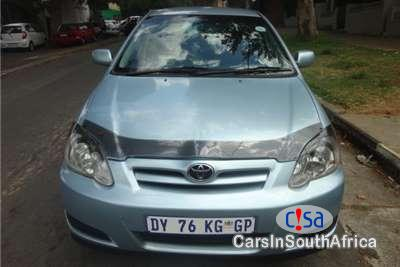 Toyota Runx 1.6 Manual 2007 in South Africa
