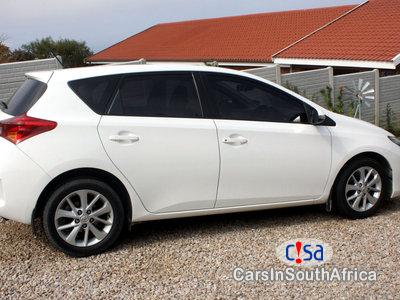 Picture of Toyota Auris 1.6 Manual 2013