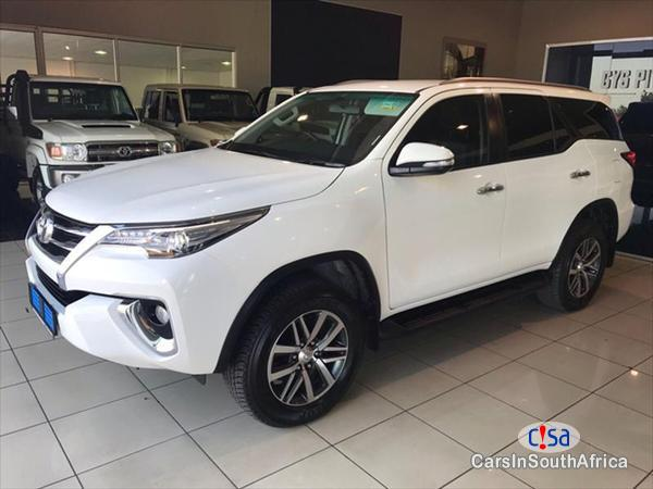 Picture of Toyota Fortuner Automatic 2016