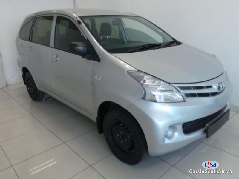 Picture of Toyota Avanza 1.3 Manual 2015