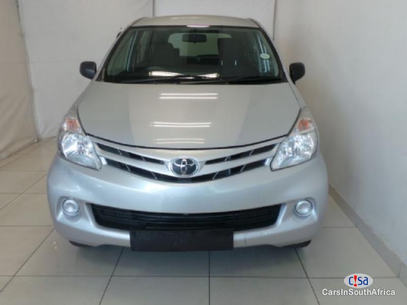 Toyota Avanza 1.3 Manual 2015