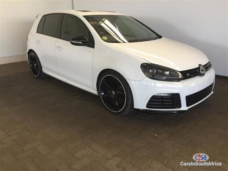Picture of Volkswagen Golf 2.0 Manual 2012