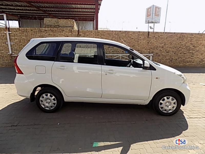 Picture of Toyota Avanza 1.5sx Manual 2014