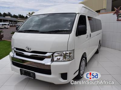 Toyota Quantum 2.5D-4D 14 Seater Sesfikile Manual 2015