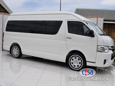 Toyota Quantum 2.5D-4D 14 Seater Sesfikile Manual 2015 in Mpumalanga