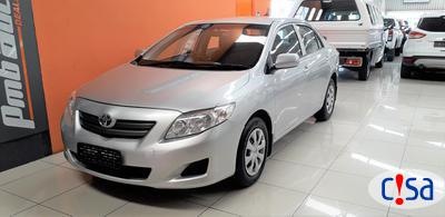 Picture of Toyota Corolla Toyota Corolla Prophetionol 1.3 Manual 2013