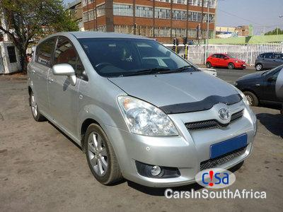 Pictures of Toyota Verso 1 6 Manual 2009