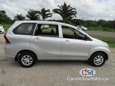 Picture of Toyota Avanza 1 3 Manual 2015