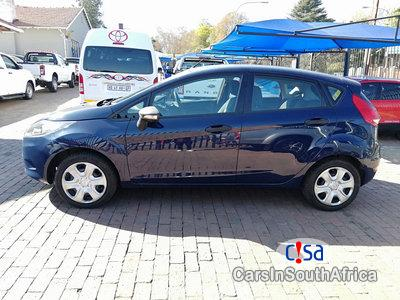 Picture of Ford Fiesta 1 4 Manual 2012