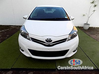 Picture of Toyota Yaris 1 3 Manual 2012