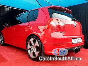 Picture of Volkswagen Golf Manual 2009 in Gauteng