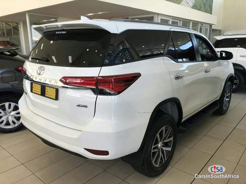 Toyota Fortuner 180 Automatic 2018