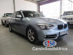 Picture of BMW 1-Series Manual 2010
