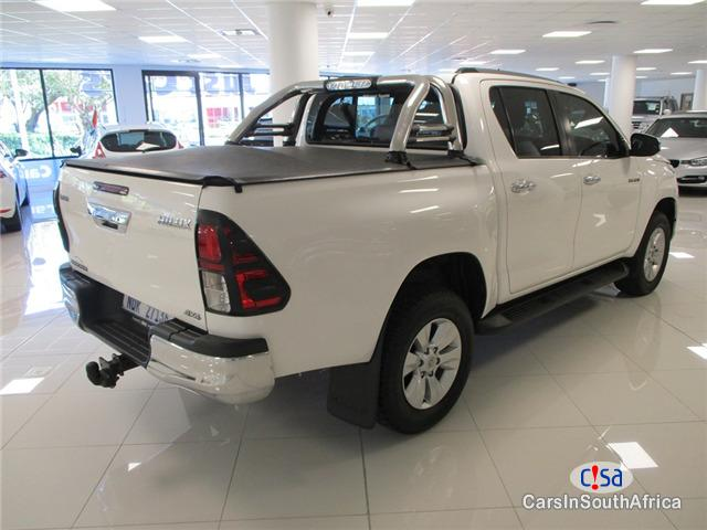 Toyota Hilux EC Automatic 2016 in Northern Cape