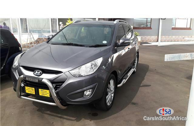 Hyundai ix35 2.0L Manual 2012