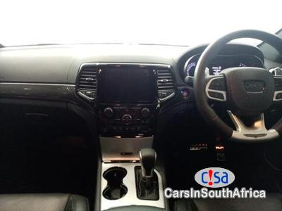 Picture of Jeep Grand Cherokee 6.2 Automatic 2014 in Western Cape