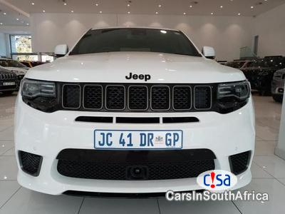 Jeep Grand Cherokee 6.2 Automatic 2014 - image 8