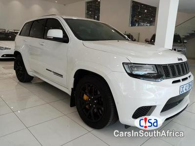 Jeep Grand Cherokee 6.2 Automatic 2014 - image 9
