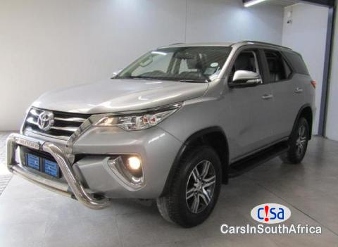 Picture of Toyota Fortuner 2.4 Automatic 2016